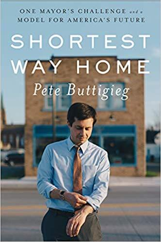 Cover of Mayor Pete's New Book